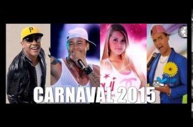As Mais Tocadas do Carnaval 2015