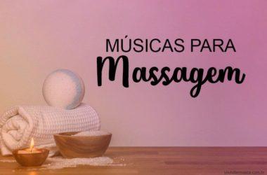 Músicas para Massagem
