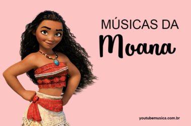 Músicas da Moana